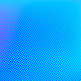 Halftone background. Cyan blue and lilac color