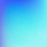Halftone background. Blue spotted pattern