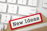 Card Index with Inscription New Ideas.