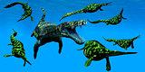 Nothosaurus Marine Reptile