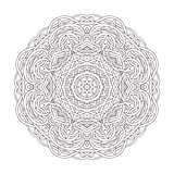 Mandala. Vintage decorative illustration