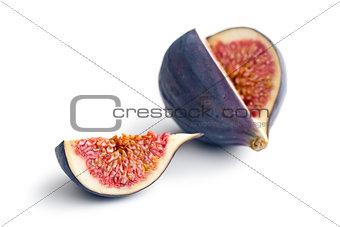 sliced fresh figs