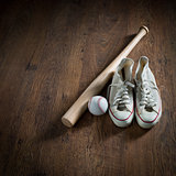 Baseball player equipment