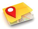 maps folder