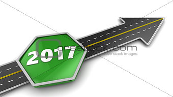 to 2017 year