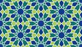 Morocco Seamless Pattern
