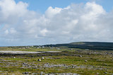 Inishmore panorama, Aran Islands, Ireland, Europe