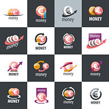 vector logo money