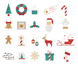 Print for Christmas decorations