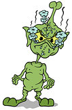 Green Extraterrestrial