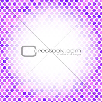 Abstract Mosaic Purple Background