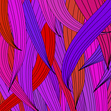 Colorful Wave Background.