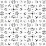 Seamless geometric texture