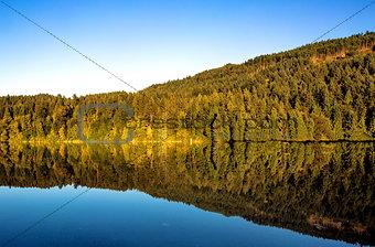 Autumn on Hayward Lake