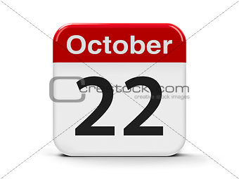 22nd October