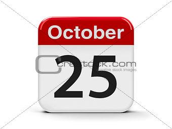25th October