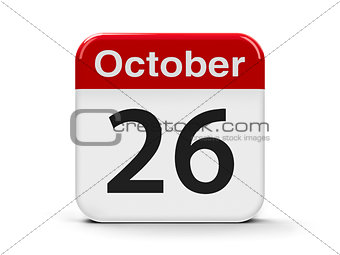 26th October