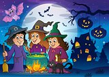 Three witches theme image 8