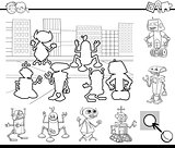 educational task coloring book