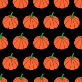 Cartoon Halloween Pumpkin Background