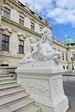 Upper Belvedere in Vienna, Austria
