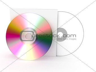 box compact disk