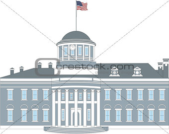 Old Pennsylvania State Capitol (The Hills Capitol)