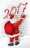 Santa draws 2017