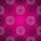 Vintage purple gradient seamless pattern