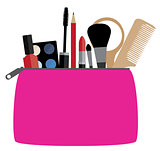 Vector Make Up Bag