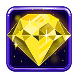 The application icon with gems 3