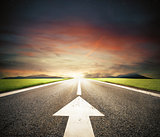 Follow the road to success