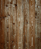 Deep Brown Wood Background