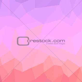 Abstract colorful geometric blur background.