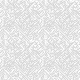 Geometric seamless pattern. Gray background with zigzags and stripes.