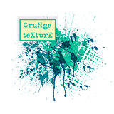 Grunge texture. Abstract vector template background. Easy to use