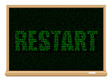 restart code blackboard