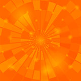 Abstract Elegant Sun Background