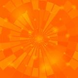 Abstract Elegant Sun Background