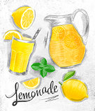 Lemonade elements coal