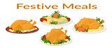 Festive Meals Set