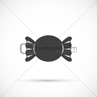 Candy vector icon