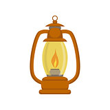 Old-school Kerosene Lamp