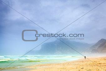 Al Mughsayl beach