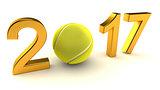 Tennis ball 2017