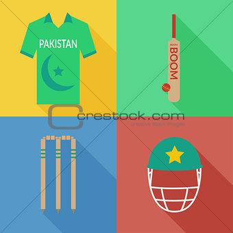 Pakistan cricket icons