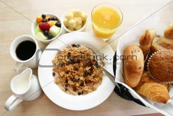 Breakfast Series - Healthy Breakfast