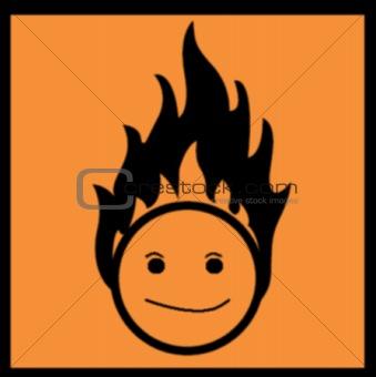 Flamer Smile