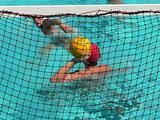 Water Polo Goalie