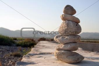 Zen Stone Meditation